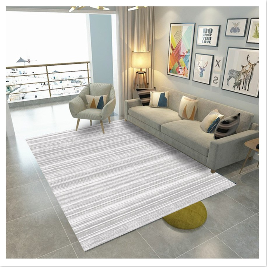 hand Woven Washable Soft Super Fine Carpet Rug Luxury Cotton Rug