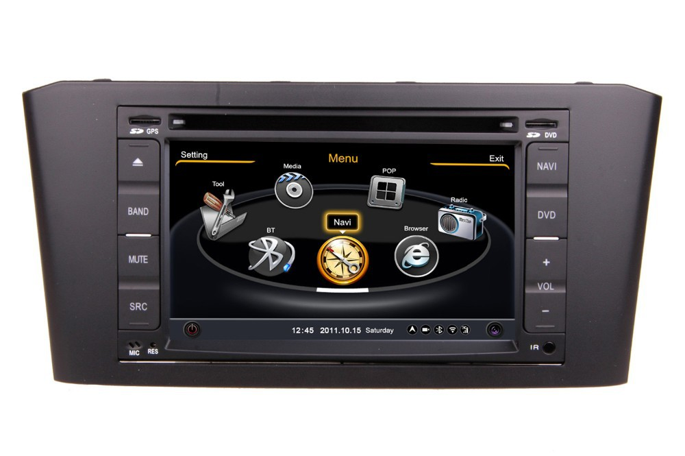 1080P high resolution 3G Touch screen <strong>car</strong> stereo for <strong>Toyota</strong> Avensis gps navigation