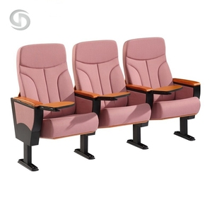 SD-A-03 Durable Fabric Good Price Auditorium Theater Seating For Conference Room