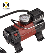 led light auto tires electric pump car air compressor
