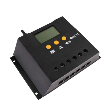 12v 24v 48v Pwm Manual Solar Panel Charge Controller Circuit Diagram Lcd  Display - Buy Solar Charge Controller Circuit Diagram,Solar Controller