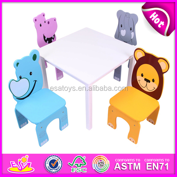 New Study Table Kids Writing Desk Toy For Kids,popular Wooden Writing Table  For Children