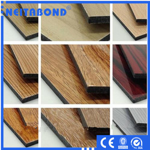 Aluminum Composite Panel Sell In Middle East, Aluminum