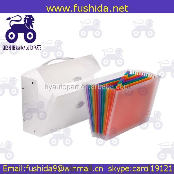 Stationery OEM factory index card file box for office and school