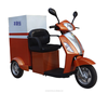 trade assurance factory customize 3 wheel food scooter 3 wheels electric tricycle cargo