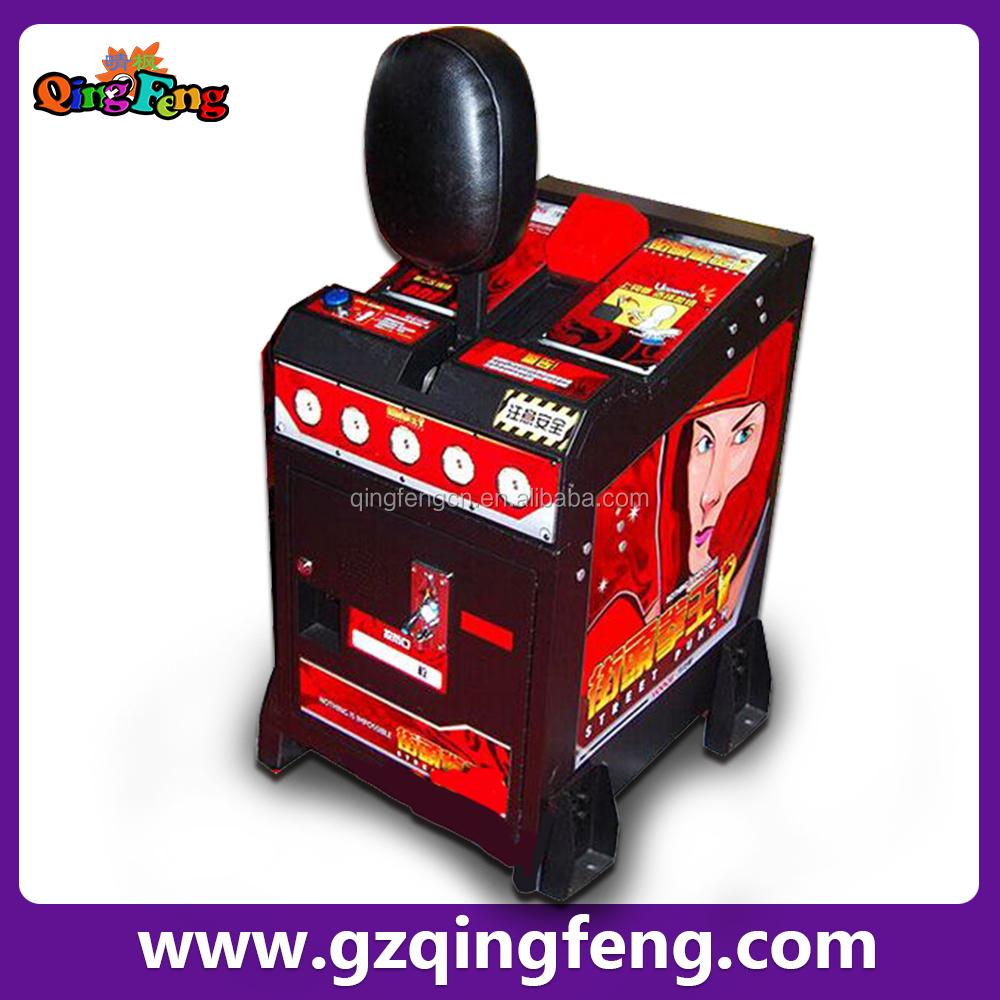 arcade boxing machine