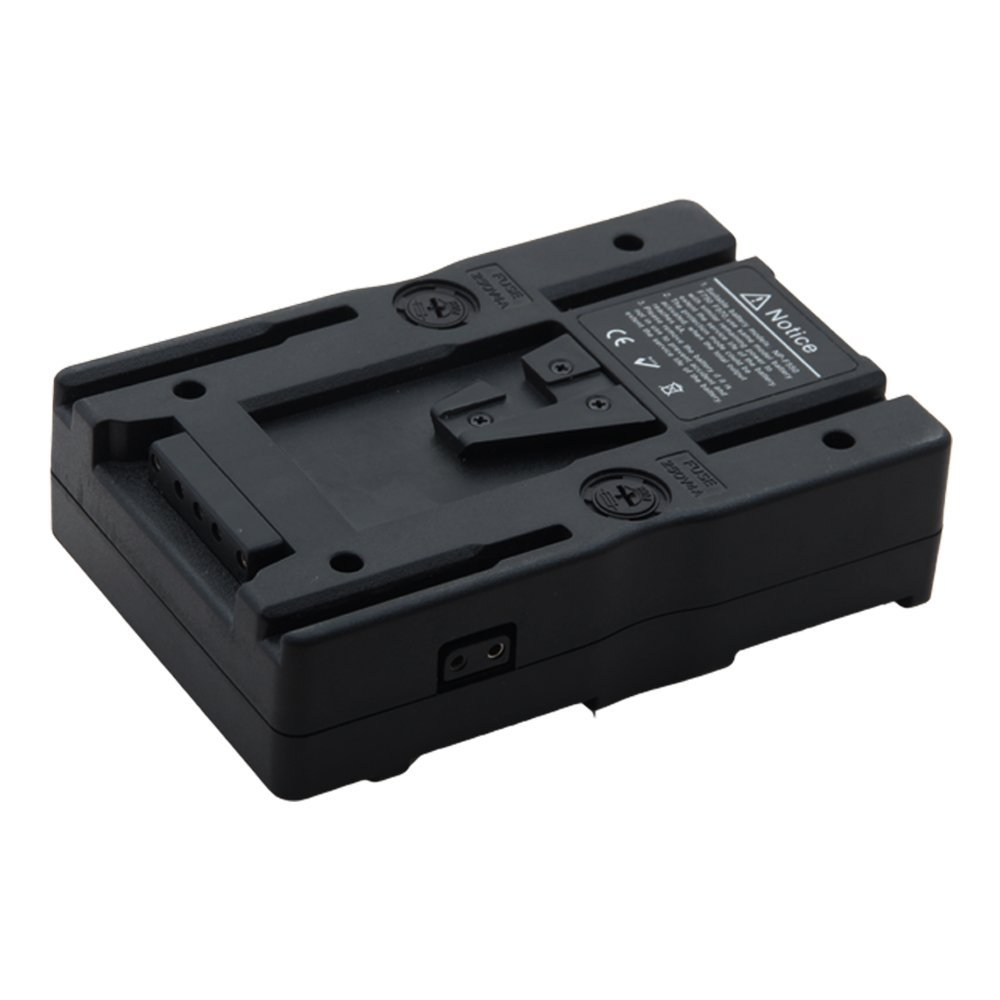 MagiDeal BMCC BMPCC DualV-Mount Battery Plate Power Supply for Sony F970/F770/F970