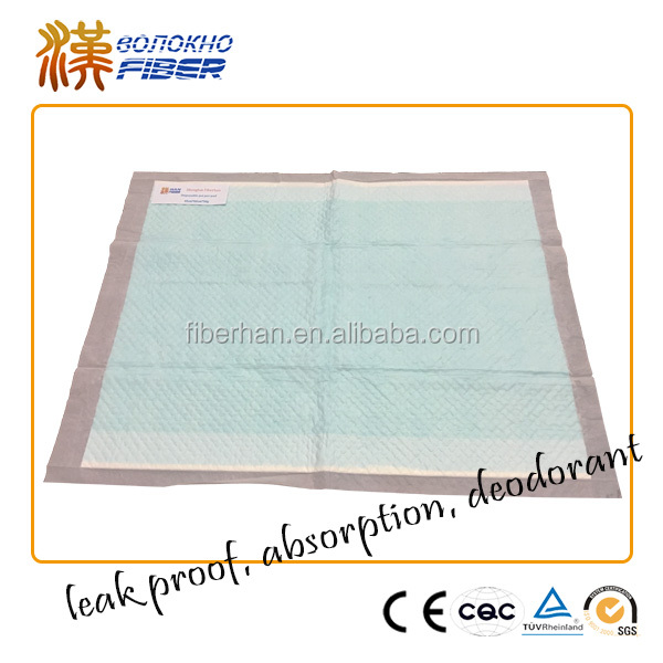 High absorption good price white color 5 layer SAP disposable maternity pads