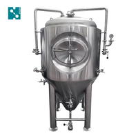 Factory price 100L Industrial Stainless Steel Beer Fermentation Tank