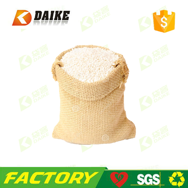 Factory direct jute bags rice for Customized Excellent Quality