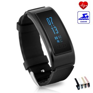 DF30 IP68 waterproof Smart Bracelet With Blood Oxygen Heart rate Pressure Sleep Improver Bracelet