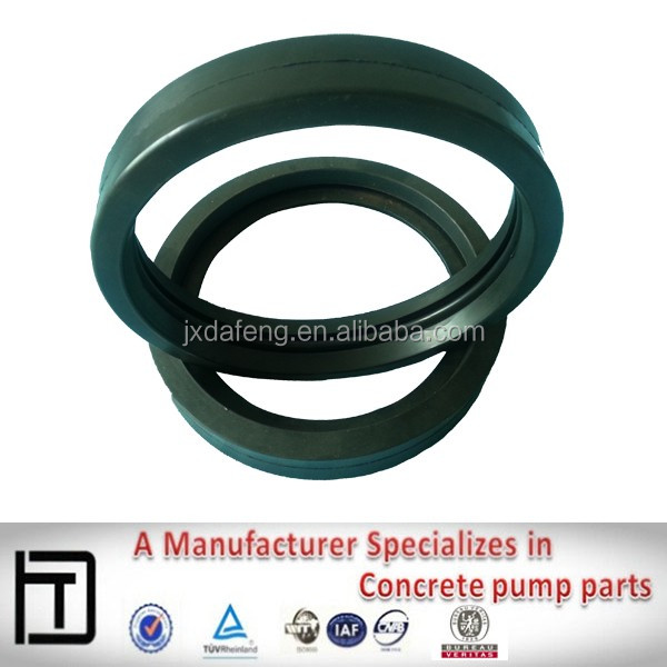 DN125 Rubber Gasket for Concrete Pump Pipe