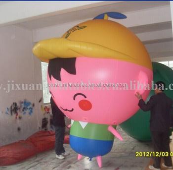 Personnage De Dessin Anime Gonflable Ballon Ballon D Helium De