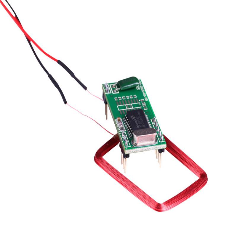 Hobby Components Uk 125khz (id) Rfid Reader Module With External Antenna  Support 3 3v - Buy 125khz Rfid Reader Module,Rfid Module With External
