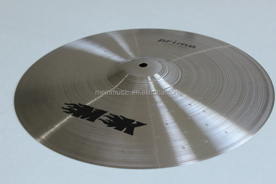 MK brand prime series cymbal set 13''HH+16''CR+18'' CR+Box