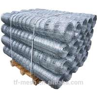 Anping cheap field fence & farm field fence Tengfei company