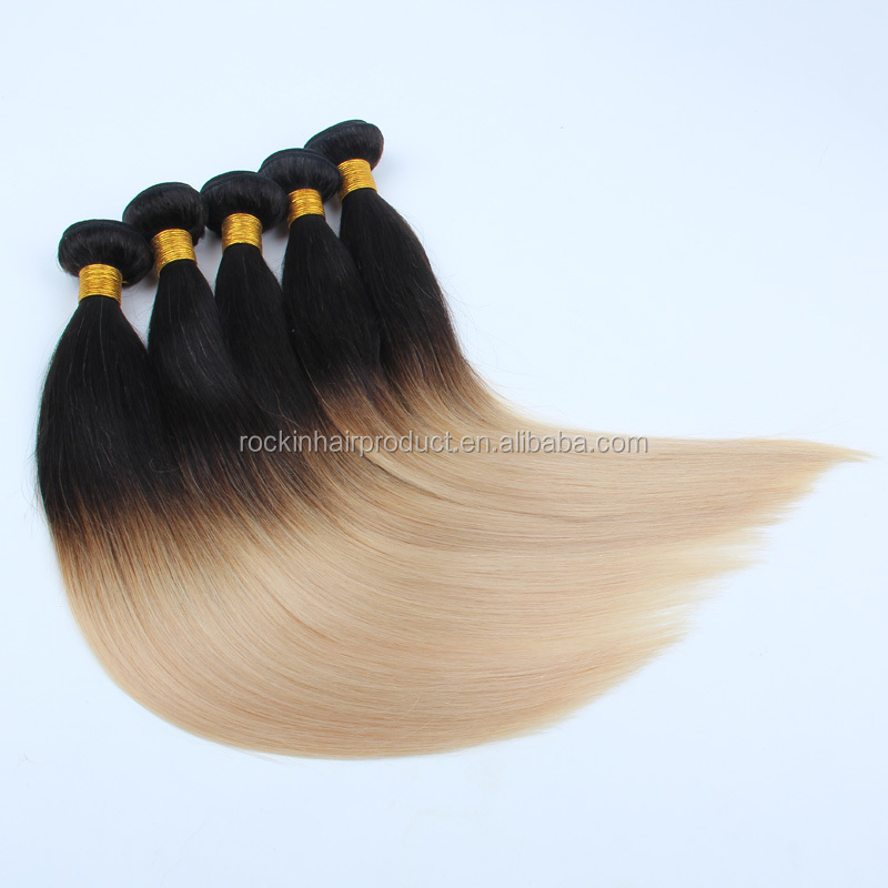 alibaba hair wholesale best grade 100% european hair double drawn cuticle intact ombre virgin remy hair