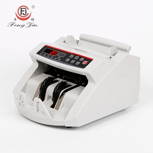 Portable Automatic Intelligent Bank Money Counter Counting Machine For Money