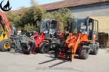 small wheel loader zl08f