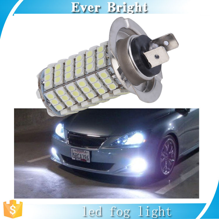 Hight power <strong>Auto</strong> H7 120SMD 1210 Fog Light <strong>Auto</strong> Car led Driving Light