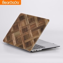 Popular Item Wood Pattern for macbook air case 13 inch