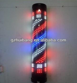 led barber shop pole mount light cf b01 buy led pole. Black Bedroom Furniture Sets. Home Design Ideas