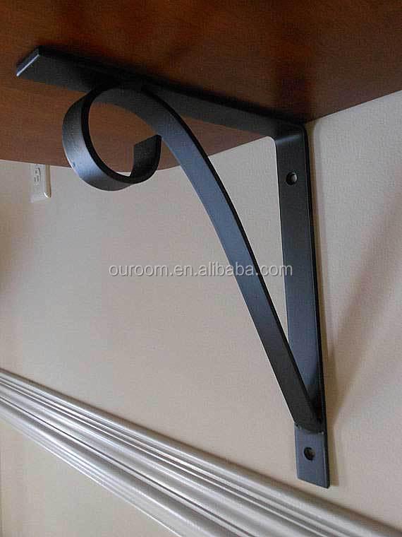 Staffe Per Mensole In Ferro.Staffa Di Mensola Staffa In Ferro Battuto Per Mensola Staffa In