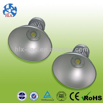 High Efficiency 100w 6000lm Led Garage High Bay Light Led