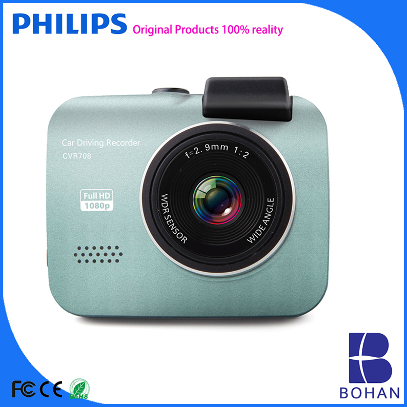 Philips in Car Video Windshield Camera Car Journey Recorder