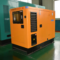 Silent type diesel generator 40kw/50kva 60Hz powered by Cummins engine