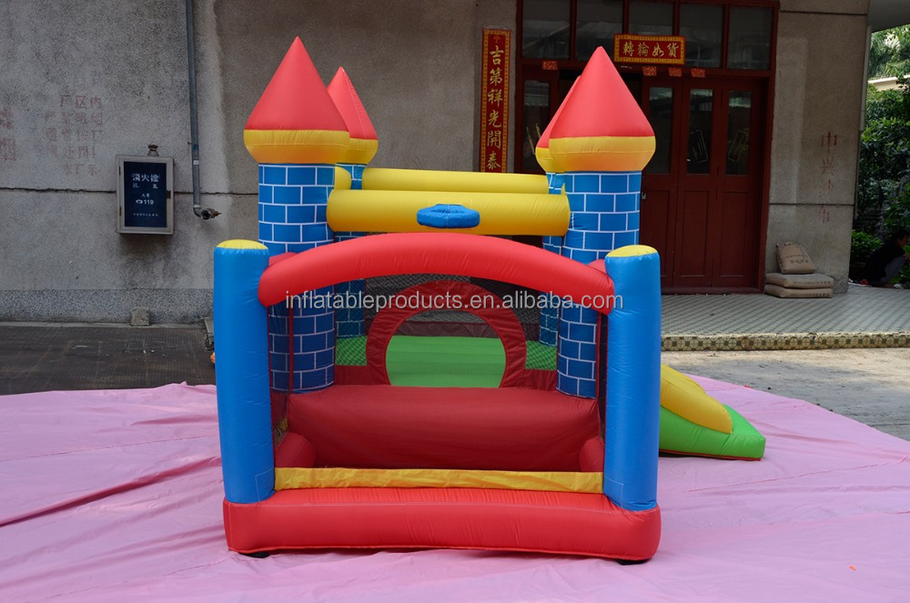 beautiful funny small inflatable indoor bouncer for kids