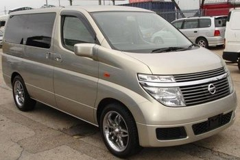 Nissan Elgrand 8 Seater Luxurious Automatic Mpv 3.5 Car - Buy Nissan ...