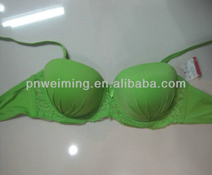 USA top sale 1/2 half cup women sexy wearing bras