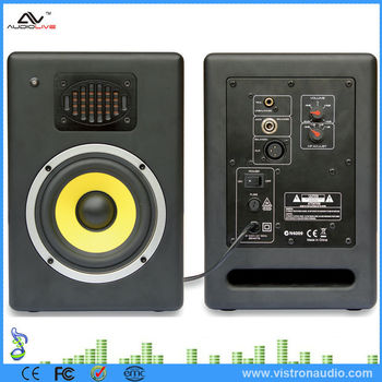 China Factory Oem Supplier 5 6 8 Inch Bookshelf Active Monitor ...