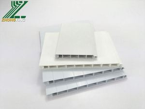 Plastic 109mm 88mm Quality Competivity Construction Window Door And L Shape Strip Wall Product Supplier Upvc Pvc Profile Corner