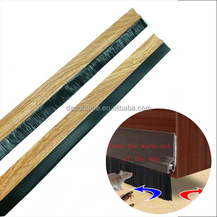Bottom Door Seal Brush Strip Bottom Door Seal Brush Strip Suppliers and Manufacturers at Alibaba.com