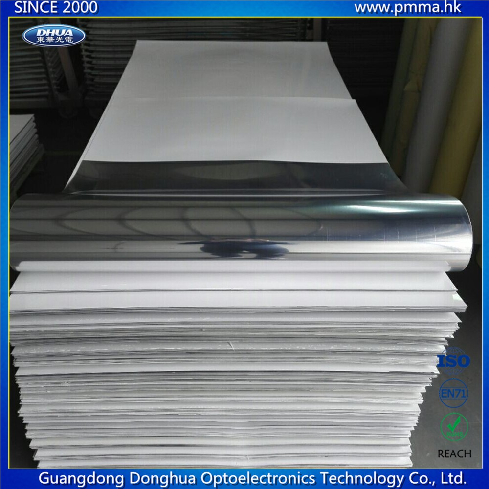 Flexible Mirror Finished Plastic Sheet Buy High