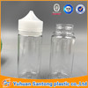 100ml pet dropper bottle for e-juice with tamper evident cap