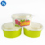 12 to 32oz Disposable Paper Bowl for Salad with Lid