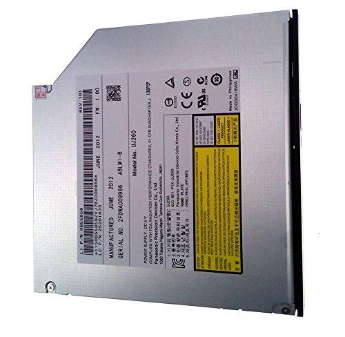 Panasonic UJ260 3D 6x BDXL Blu-ray 8x DVD CD Burner Player 12.7mm SATA Laptop Drive for HP ProBook 4540S 4545S 4740S 4720S 4730S Lenovo Thinkpad T420 T430 Asus G53 G53J G53JW G53S UJ260 Toshiba P855 P850 P745 P755 P770