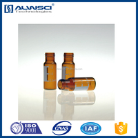 hplc vial 1.5ml Clear Autosampler Vial Screw Top
