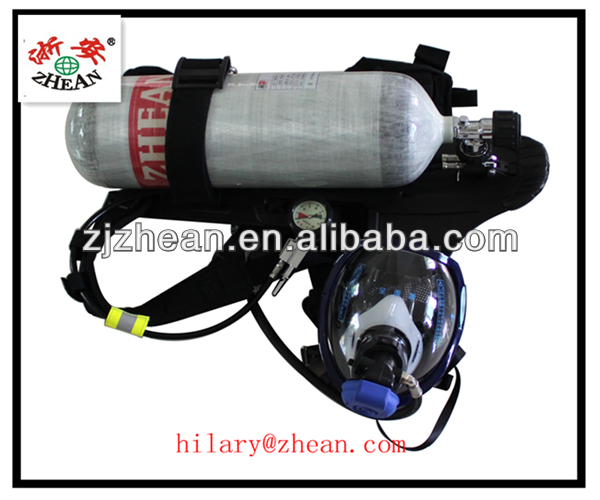 SCBA/BREATHING APPARATUS/FIRE FIGHTING EQUIPMENT