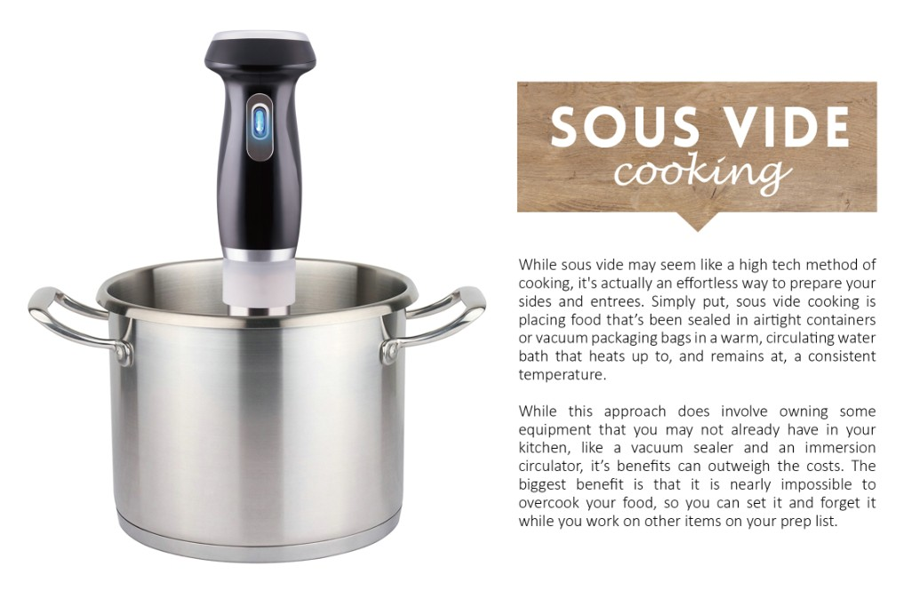 Hot design slow cooker machine  sous vide