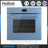 Touch switch built-in pizza oven for kitchen with big capacity 24 inch wall oven
