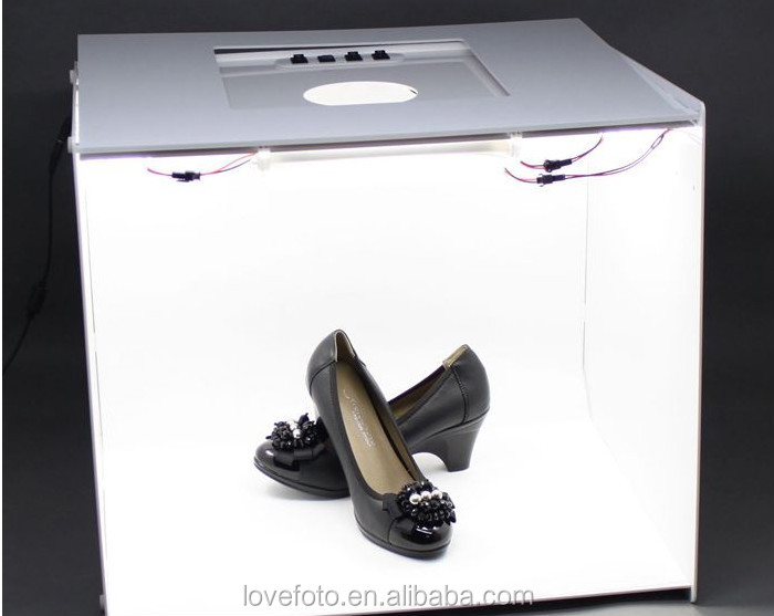 Professional Portable Mini Kit Photo Photography Studio