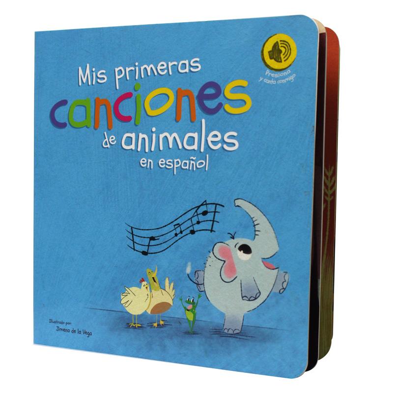 Prasekolah Suara Pesan (22 Tombol) Flap Papan Pesan Boneka Anak Buku