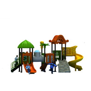 Used school outdoor children playsets playground equipment for sales