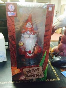 Attrayant Ohio State Garden Gnome