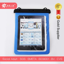 Headphone Jack Armband Lanyard Waterproof Case Dry Bag Pouch for ipad