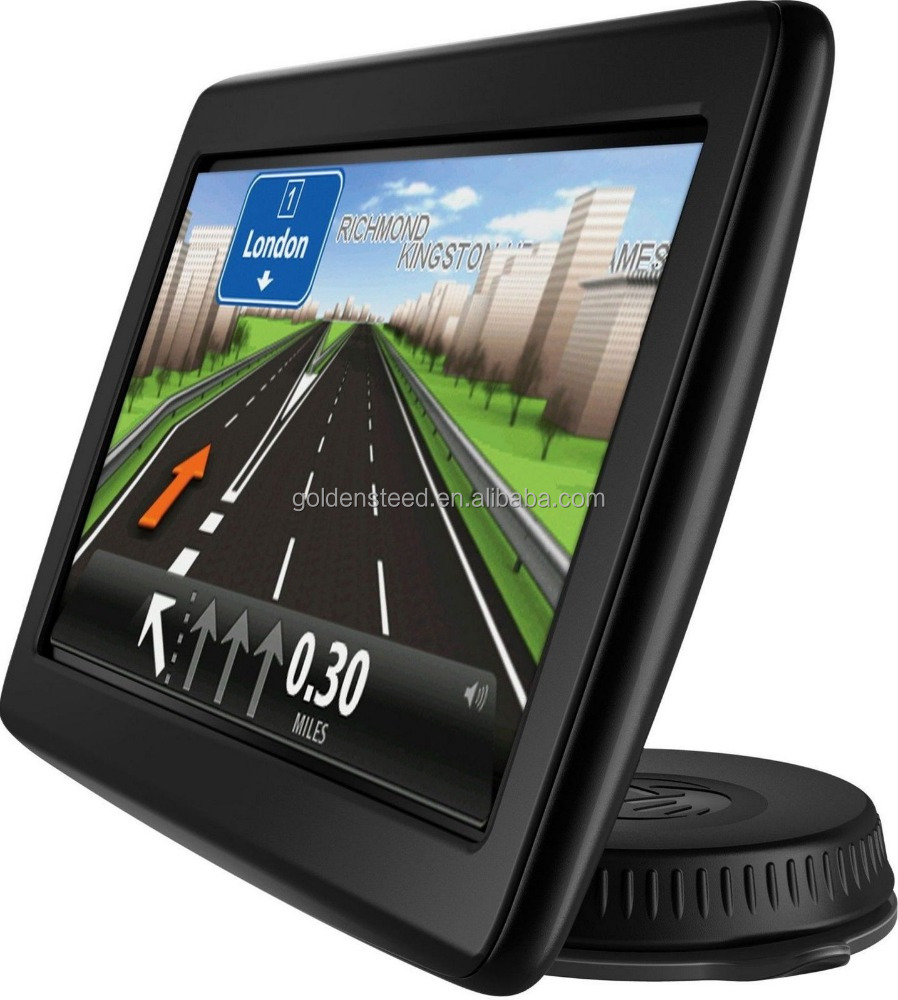 Car GPS Satellite Voice Navigation US North America Central American Map Sat Nav